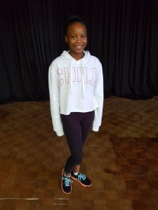 Busisiwe Pritchard - Runner up Amateur Junior Section