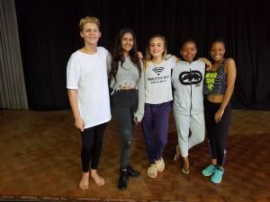 Contestants Eden College